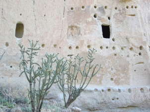 Cliff Dwellings: Bandelier National Monument