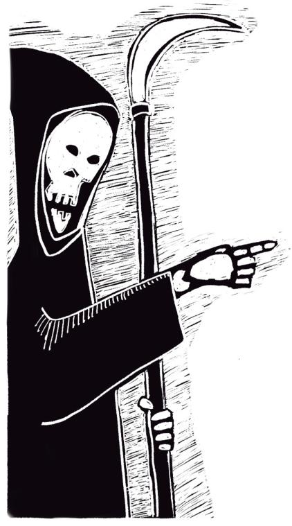 Death: detail